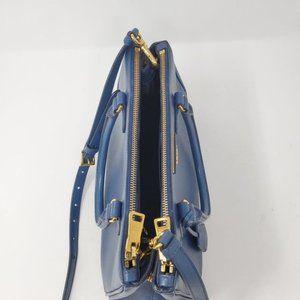 Prada Bags - Auth Prada Small Galleria Saffiano Crossbody Bag